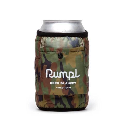 Rumpl Beer Woodland Camo Blanket