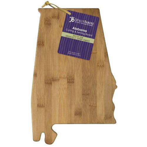Adults' Totally Bamboo Alabama Cutting Board