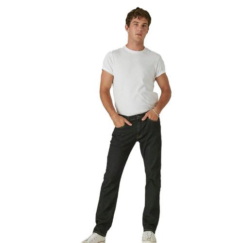 Men's Lucky Brand 121 Slim Straight Coolmax Stretch Jean - Hula Front