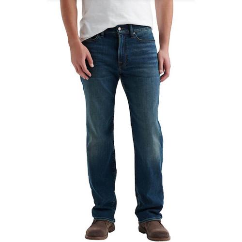 Men's Lucky Brand 363 Straight Jean in Ferncreek Front
