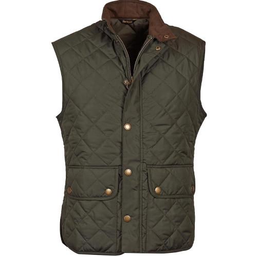 Men's Barbour Lowerdale Sage Gilet Vest