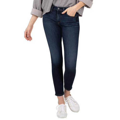 Women's Silver® Jeans Co. Most Wanted Skinny Indigo Jeans