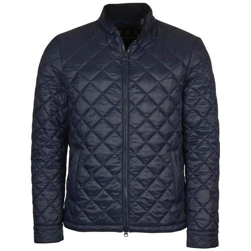 Men's Barbour Harrington Navy Jacket