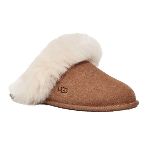 Women's Ugg Scuff Sis Slippers Front CHE