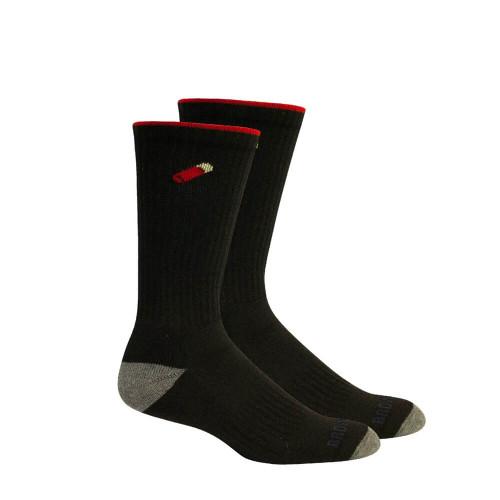 Men's Brown Dog High Brass Sport Socks
