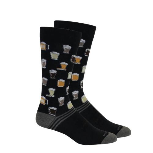 Men's Brown Dog Beerworks Socks