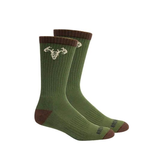 Men's Brown Dog Caswell Sport Socks