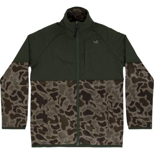 Men's Southern Marsh Billings FieldTec Brown Jacket