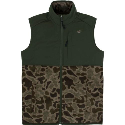 Men's Southern Marsh Billings FieldTec Brown Vest