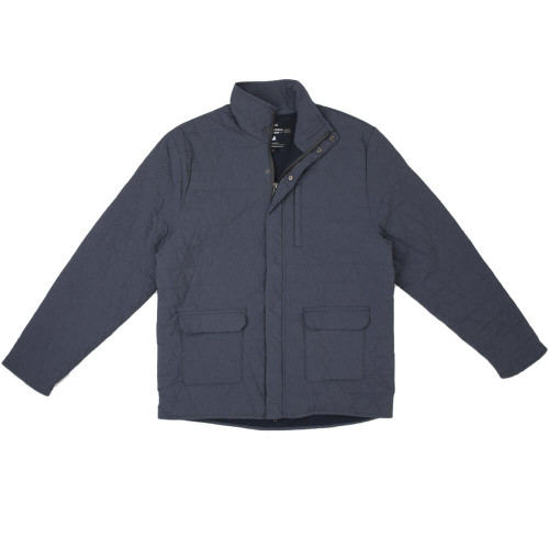 Men's Southern Marsh Asheville Quilted Navy Jacket