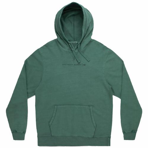 Men's Southern Marsh Largo Seawash Hunter Green Sweatshirt