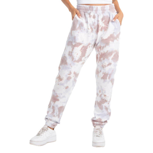 Women's Southern Shirt Co. Tie Dye Mulberry Sweatpants