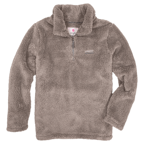 Women's Simply Southern Classic Gray Pullover