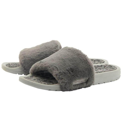 Women's Hey Dude Peggy Slippers GREYCHTH