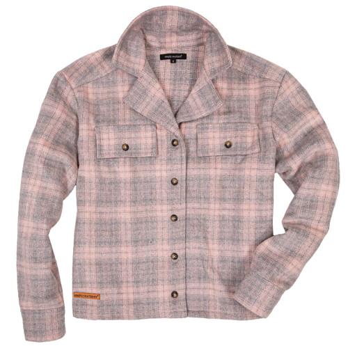 Women's Simply Southern Simply Plaid Shacket