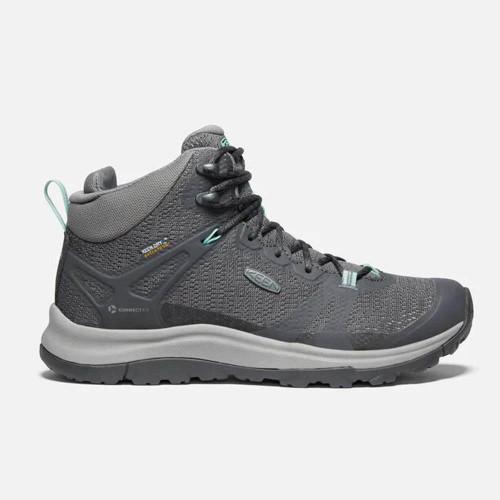 Women's Keen Terradora II Mid Waterproof Hiking Shoe Side