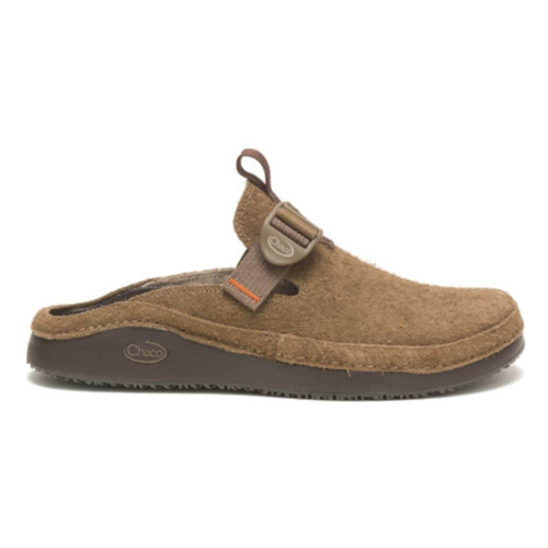 Men's Chaco Paonia Clog Front TEAK