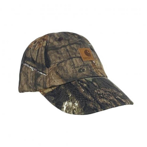 Youth Carhartt Mossy Oak Camo Hat