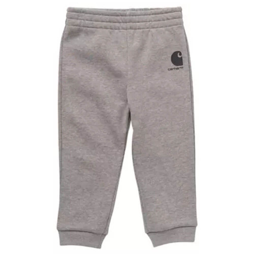 Infant/Toddler Boys' Carhartt Loose Fit Charcoal Grey Sweatpant