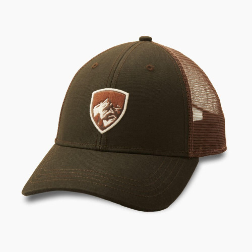 Men's Kuhl The Lawless Trucker Hat Espresso Front