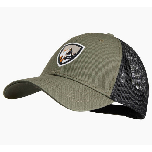Men's Kuhl Trucker Hat Olive Front