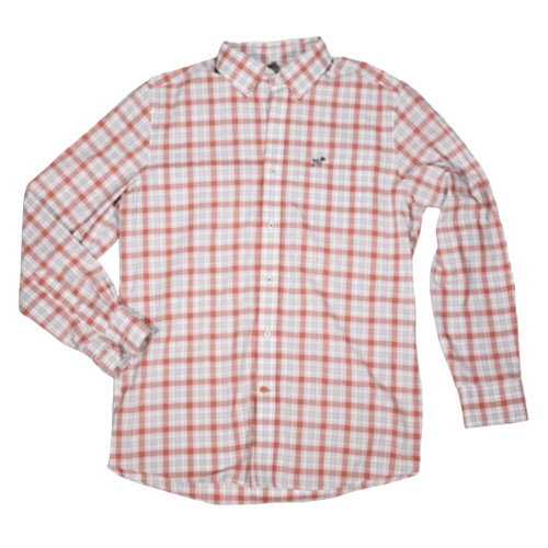 Men's Southern Point Co. Stretch Hadley Redwood Shirt