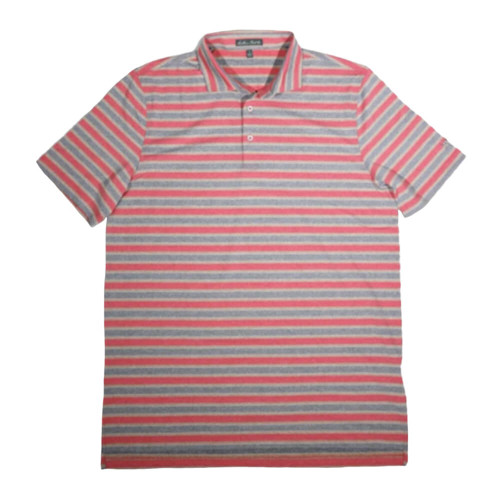 Men's Southern Point Co. Performance True Red Polo