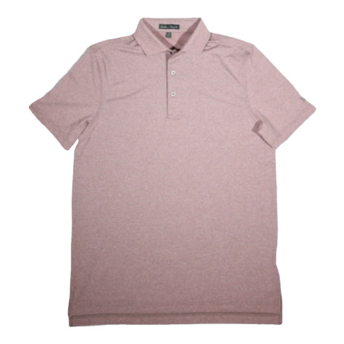 Men's Southern Point Co. Performance Polo - Lead Grey