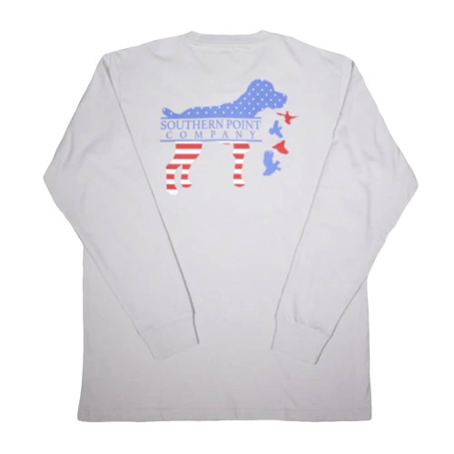 Men's Southern Point Co. American Greyton Highrise Tee