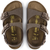 Kids' Birkenstock Roma Sandal in Mocha  Top