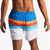 """Men's Chubbies 5.5"""" The Shorelines-Lined Classic Stretch Back"""