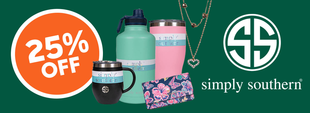 Up to 25% Off Simply Southern Accessories