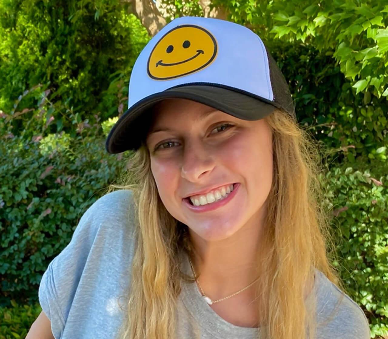 Happy Brand Smile Hats