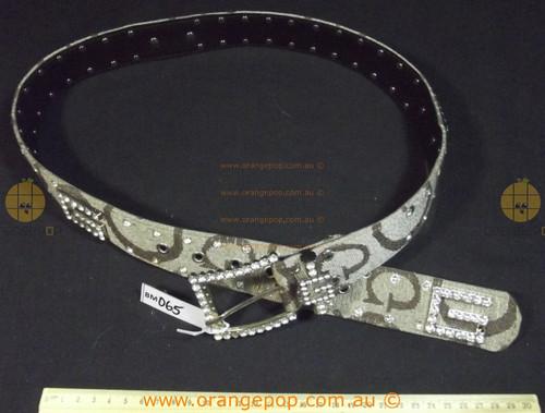 G Women's Ladies Fashion Belt