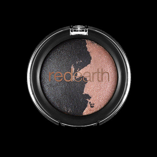 Red Earth Baked Eyeshadow Duo 2.6g - Blue Gum/Mist
