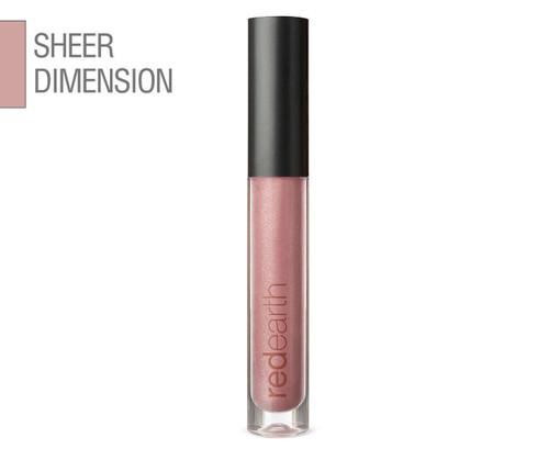 Red Earth Lip Lustre Multidimensional Lip Gloss 2.8mL - #07 Sheer Dimension