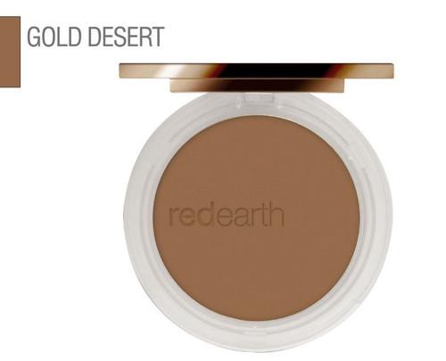 Red Earth Endless Summer Bronzing Compact 7.5g Gold Desert