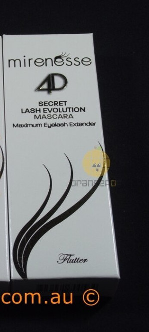 Mirenesse 4D Secret Lash Evolution Mascara eyelash extender