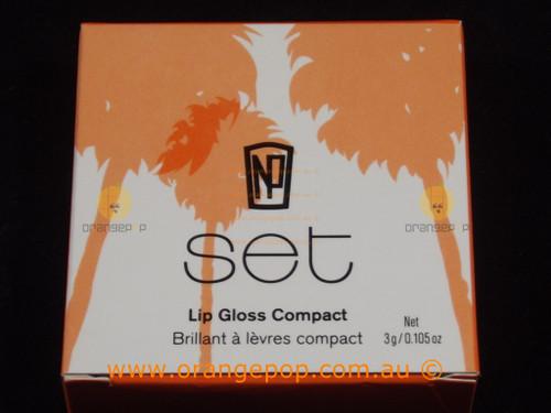 Napoleon Perdis Set Lip Gloss Compact - Vanuatu (peach)
