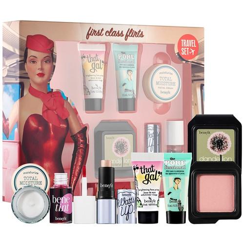 Benefit Cosmetics First Class Flirts Kit POREfessional Watt's up!