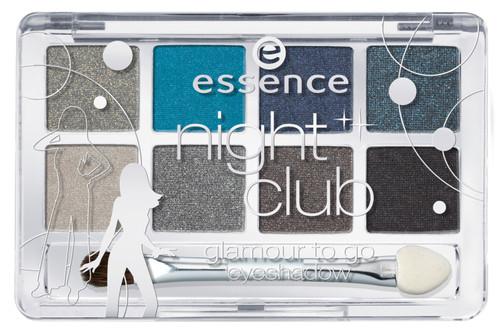 Essence eyeshadow palette night club 04 Already midnight
