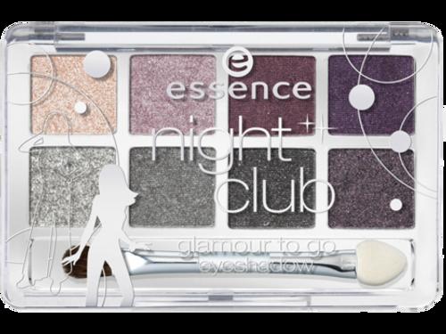 Essence eyeshadow palette night club 03 Dance til dawn