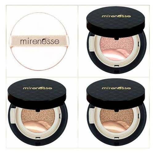 Mirenesse 10 collagen airbrush liquid powder foundation mocha bronze