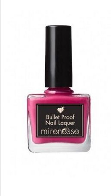 Mirenesse Bullet proof nail lacquer polish 11 Flapper