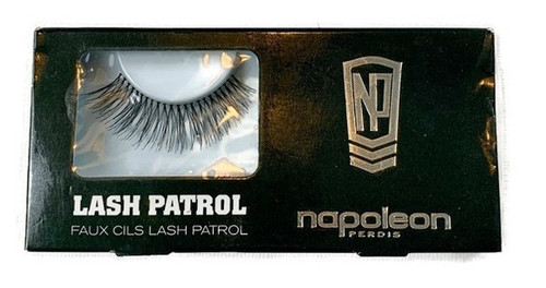 Napoleon Perdis False Eyelashes 747S lash patrol