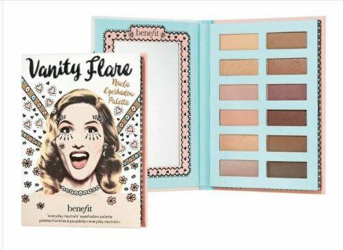 Benefit Cosmetics Vanity Flare: Nude Edition Eyeshadow Palette