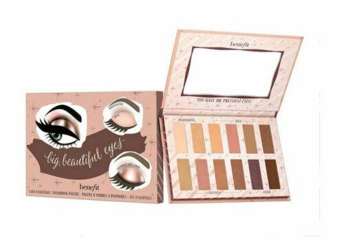 Benefit Cosmetics Big Beautiful Eyes Palette Essentials Eye Shadows