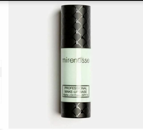 Mirenesse Professional Makeup Base Spf 15 1. Mint New $72 Full Size Redness