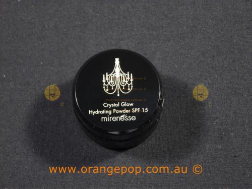 Mirenesse Crystal Glow Hydrating Powder SPF15 Mini 1. Platinum Light