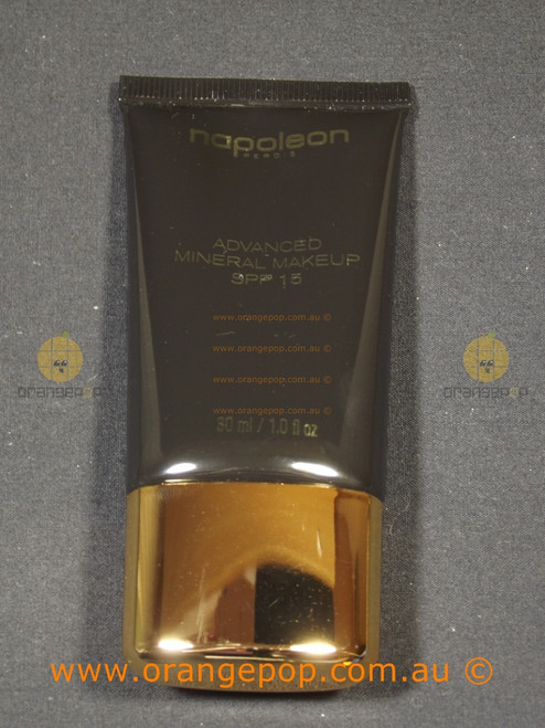 Napoleon Perdis Advanced Mineral Makeup SPF 15 Foundation Look 5